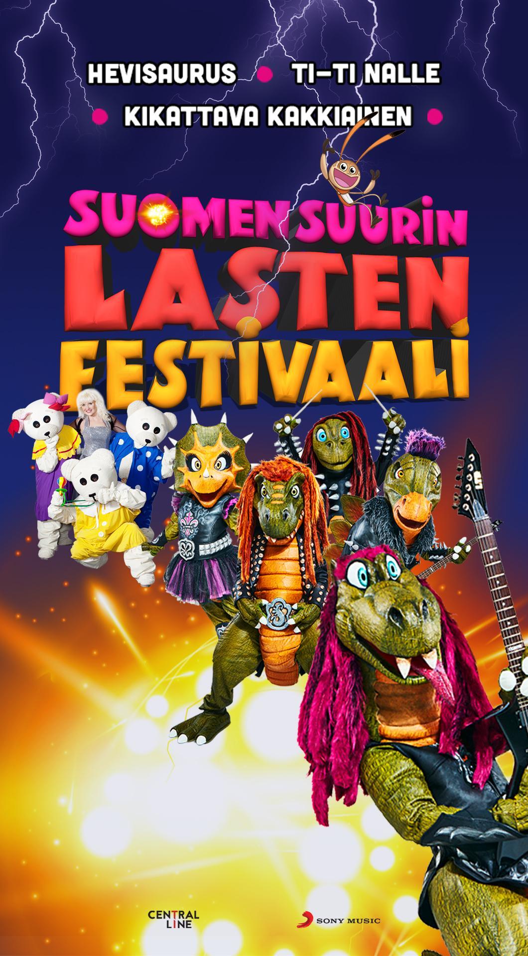 Suomen Suurin Lastenfestivaali